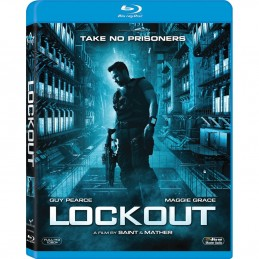 LOCKOUT (BLU-RAY) USED