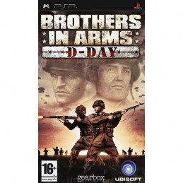 Brothers in arm (D-day) PSP