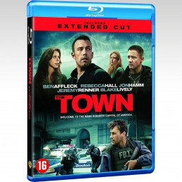 THE TOWN (BLU-RAY) USED