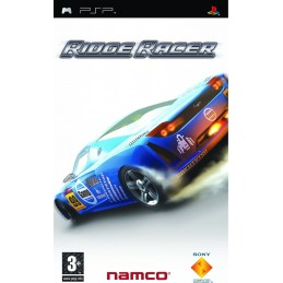 Game Ridge Racer PSP
