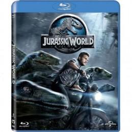 JURASSIC WORLD (BLU-RAY) USED