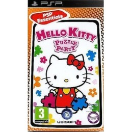 Hello Kitty Puzzle Party...