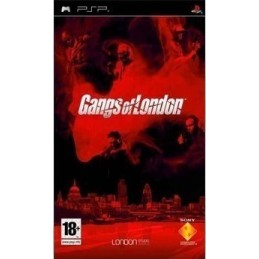 Gangs of London PSP