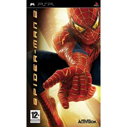 Spiderman 2 PSP