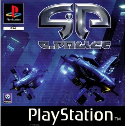 G-Police (1997) Playstation