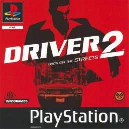 Driver 2 back on the...