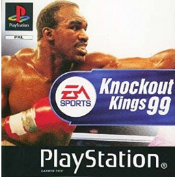 Knockout Kings 99 Playstation