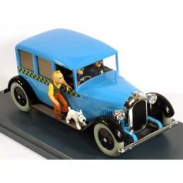 Chicago Taxi (Tintin i...