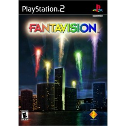 Fantavision - PlayStation 2